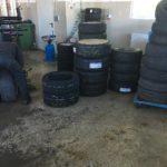 Neue Reifen aufziehen vorne ballaindustrietore yeah tore business mnsingen reutlingenhellip